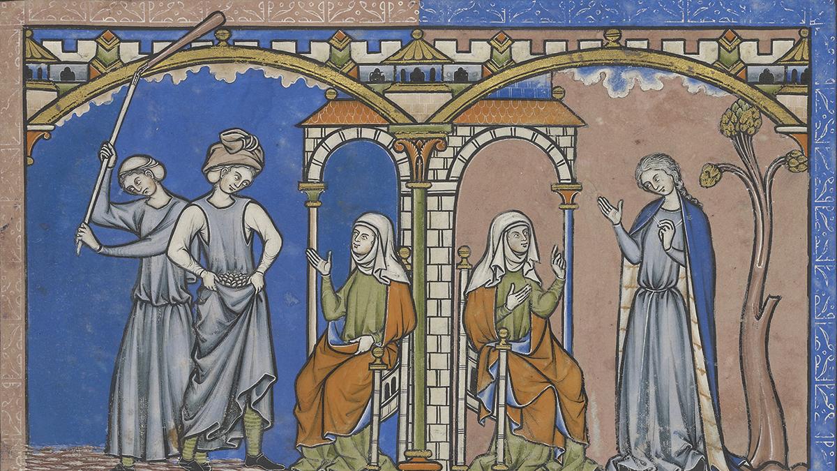 <h3>The Book of Ruth</h3> <p><em>Medieval to Modern</em></p>