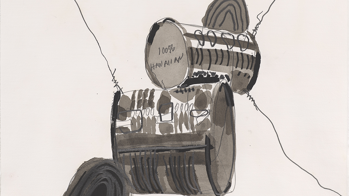 <h3>The Drawings of Al Taylor</h3>